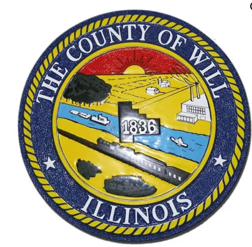 seal of will county, illinois